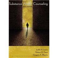 Substance Abuse Counseling,Lewis, Judith A.; Dana,...,9781337566612