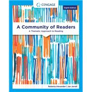 A Community of Readers by Alexander, Roberta; Jarrell, Jan, 9780357136621