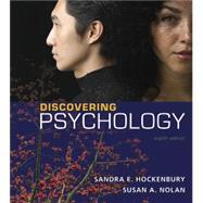 Discovering Psychology &...,Hockenbury, Sandra E.; Nolan,...,9781319256630