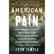 American Pain,Temple, John,9781493026661