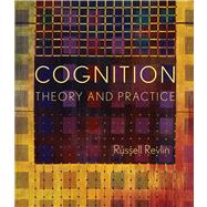 Cognition: Theory and Practice,Revlin, Russell,9780716756675
