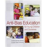 Anti-Bias Education for Young...,Derman-Sparks,9781928896678
