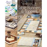 Precut Table Runners & Toppers,Unknown,9781590126691