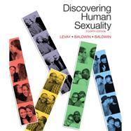 Discovering Human Sexuality,...,LeVay, Simon; Baldwin,...,9781605356693