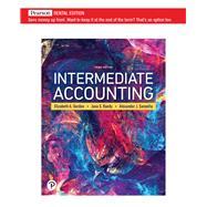 Intermediate Accounting [RENTAL EDITION] by Gordon, Elizabeth A., 9780136946694