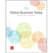 Global Business Today,Hill, Charles W.L.; Hult, G....,9781259686696