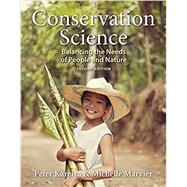 Conservation Science:...,Peter Kareiva, Michelle...,9781319146719