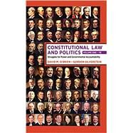 Constitutional Law and...,O'Brien, David M.;...,9780393696721
