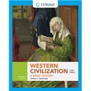 Western Civilization: A Brief...,Spielvogel,9780357026731