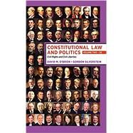 Constitutional Law and...,O'Brien, David M.;...,9780393696745