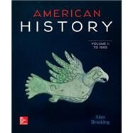 American History: Connecting...,Brinkley, Alan,9780077776756