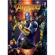 Marvel Die-Cut Classic: Avengers Infinity War by Unknown, 9780794446772
