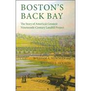 Boston's Back Bay by Newman, William A., 9781555536800