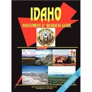 Idaho Investment and Business...,International Business...,9780739796801
