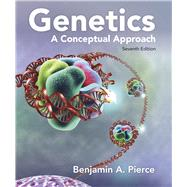 Genetics: A Conceptual...,Pierce, Benjamin A.,9781319216801
