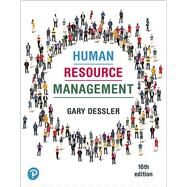 MyLab Management with Pearson...,Dessler, Gary,9780135226803