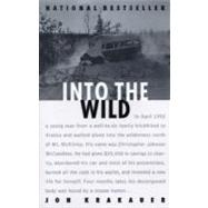 Into the Wild,Krakauer, Jon,9780385486804