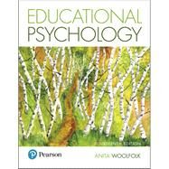 Educational Psychology plus...,Woolfolk, Anita,9780134446806