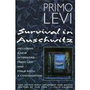 Survival In Auschwitz,Levi, Primo,9780684826806