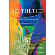 Aesthetics: The Classic Readings by Cooper, 9781119116806