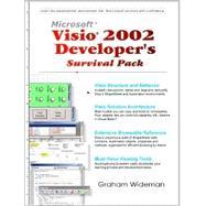 Visio 2002 Developer's Survival Pack by Wideman, Graham, 9781552126820