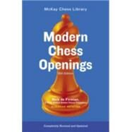 Modern Chess Openings, 15th...,DE FIRMIAN, NICK,9780812936827