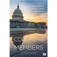 Congress and Its Members by Davidson, Roger H; Oleszek, Walter J; Lee, Frances E; Schickler, Eric; Curry, James M, 9781071836859