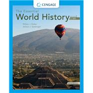 The Essential World History,...,Duiker, William J.;...,9780357026861