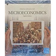 Principles of Microeconomics by Mankiw, N. Gregory, 9781337096874