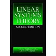 Linear Systems Theory, Second...,Szidarovszky; Ferenc,9780849316876