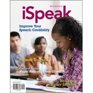 iSpeak: Public Speaking for...,Nelson, Paul; Titsworth,...,9780078036880