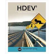 HDEV (with HDEV Online, 1...,Rathus, Spencer A.,9781337116886