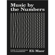 Music by the Numbers,Maor, Eli,9780691176901