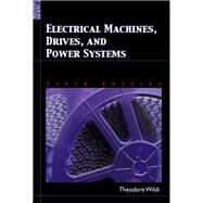 Electrical Machines, Drives...,Wildi, Theodore,9780131776913