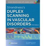 Strandness's Duplex Scanning...,Zierler, R. Eugene; Dawson,...,9781451186918