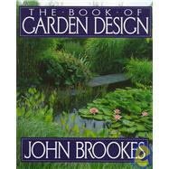 The Book of Garden Design,Brookes, John,9780025166950