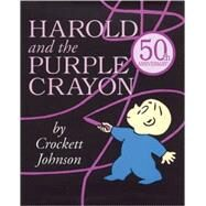 Harold and the Purple Crayon,Johnson, Crockett,9780881036954