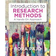 Introduction to Research...,Pajo,9781483386959