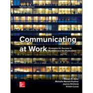 Loose Leaf for Communicating...,Adler, Ronald; Elmhorst,...,9780078036965