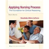 Applying Nursing Process The...,Alfaro-LeFevre, Rosalinda,9781609136970