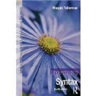 Understanding Syntax,Tallerman; Maggie,9780415746984