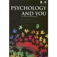 Psychology and You An...,Berryman, Julia C.;...,9781405126984