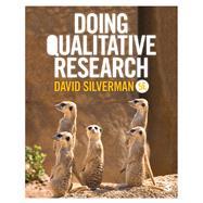Doing Qualitative Research,Silverman, David,9781473966987