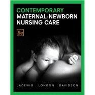 Contemporary Maternal-Newborn...,Ladewig, Patricia W; London,...,9780134257020
