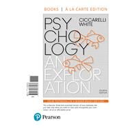Psychology An Exploration --...,Ciccarelli, Saundra K.;...,9780134637037