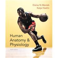 Human Anatomy & Physiology,Marieb, Elaine N.; Hoehn,...,9780321927040