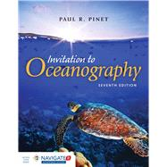Invitation to Oceanography,Pinet, Paul R.,9781284057072