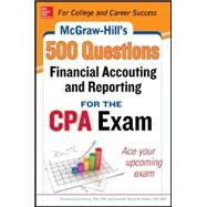McGraw-Hill Education 500 Financial Accounting and Reporting Questions for the CPA Exam by Kass-Shraibman, Frimette; Sampath, Vijay; Stefano, Denise; Surett, Darrel, 9780071807074
