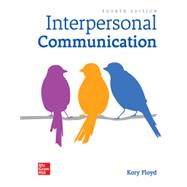 Interpersonal Communication,Floyd,9781260007077