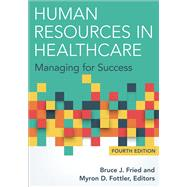 Human Resources in...,Fried, Bruce,9781567937084